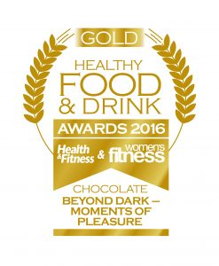 Healthy Food & Drink Gold 2016